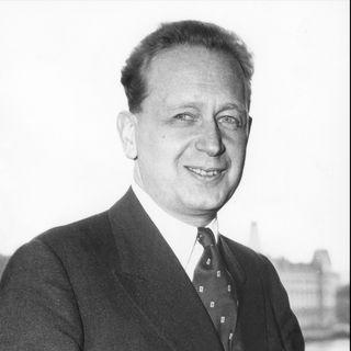 Dag Hammarskjöld och dödskraschen