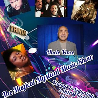 The Magical Mystical Music Show 10-17-2020