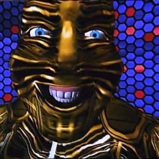 Episode Forty-Six - Lawnmower Man