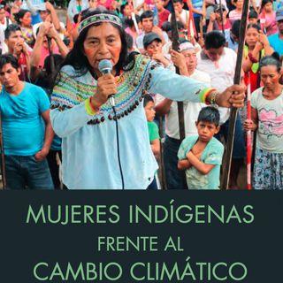 Mujeres indígenas frente al Cambio Climático: entrevista a Marlene Castillo