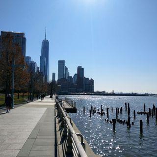 Un paseo hasta el bajo Manhattan