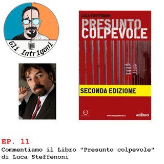 """#11 Commentiamo il Libro """"Presunto Colepvole"""" di Luca Steffenoni (Prampo's Apt Sessions)"""