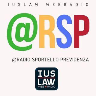 #RadioSportelloPREVIDENZA – Prima Puntata, 6 dicembre 2016 - ore 14.30