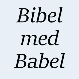 Bibel med Babel - 1. mosebog 1