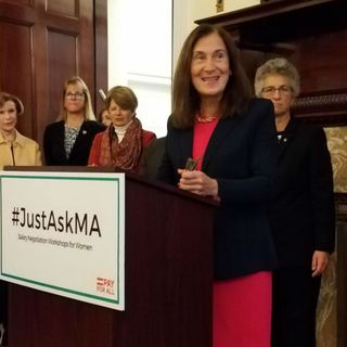 MA Treasurer Launches Program To Address Gender Pay Inequality