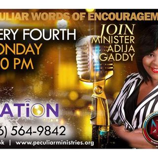 elation Radio with Minister Adija Gaddy