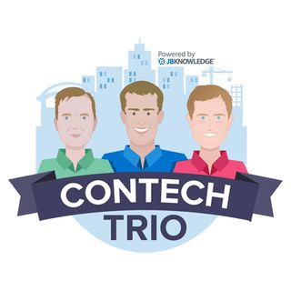 ConTechTrio 57- Cody Nowak from Martin Brothers on Disrupting Construction with Holograms