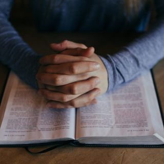 Bible Study Exercise: Prayer and Scripture