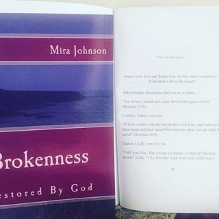 Intro podcast of Brokenness