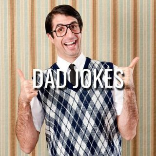 Dad Jokes - Morning Manna #3050