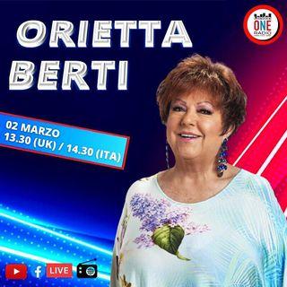 Sanremo 2021: Orietta Berti