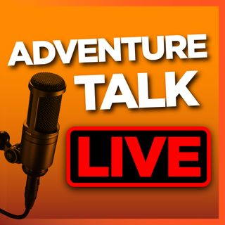 1. Adventure Talk Live with Nate: Funny Stories, Adventures, & What's in the Mug?