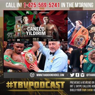 ☎️Will Canelo, Errol Spence Jr., Jermell Charlo Be Undisputed This Year❓🇲🇽Canelo vs Yildirim Fight