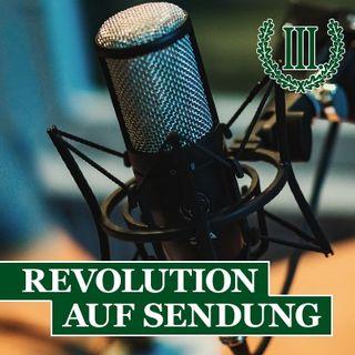 Revolution auf Sendung