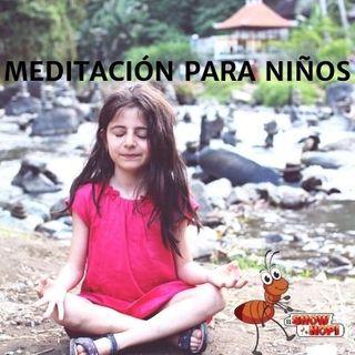 Meditación Para Niños Con La Hormiguita Hopi