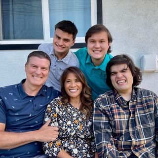 Dad to Dad 172 - Greg Hubert of Torrance, CA & Leader At Joni & Friends, Reflects On Having Three Boys On The Autism Spectrum
