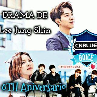 MY FIRST LOVE-Lee Jung Shing, 8th Aniversario, Yong Hwa Via INSTRAGRAM