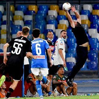 Napoli 2 - Milan 2: un punto strappato con fiducia e determinazione