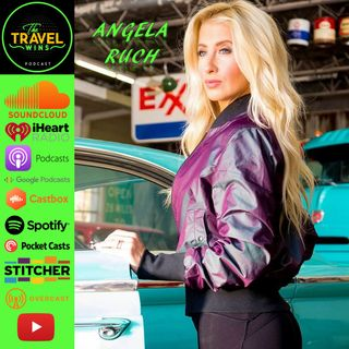 Angela Ruch - NASCAR and Adoption