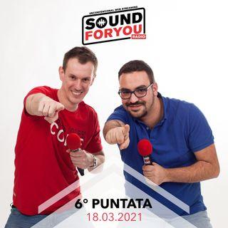 Sound For You Radio - Cover e Remix - 18.03.2021