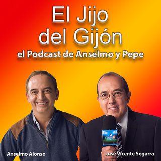 EP 4 EL JIJO DEL GIJÓN CON ANSELMO ALONSO Y PEPE SEGARRA, POLEMICA EN EL BARCELONA, BORA MILUTINOVIC, BUNNY WAILER