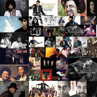 """Paying Homage to The Bass Player """"Stanley Clarke"""""""