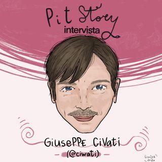 Intervista con Giuseppe (Pippo) Civati - PitStory Podcast Pt. 56