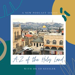 Introduction to A-Z of the Holy Land