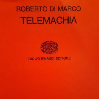 """incipit di """"telemachia"""" / roberto di marco. 1968"""