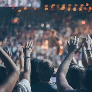 Jesus Heals A Multitude