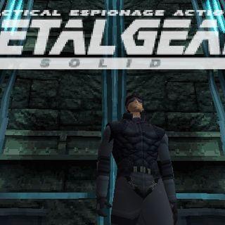 Backlog Busting Project #12:  Metal Gear, Metal Gear Solid 1
