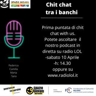 #traibanchidiscuola-chitchat radio