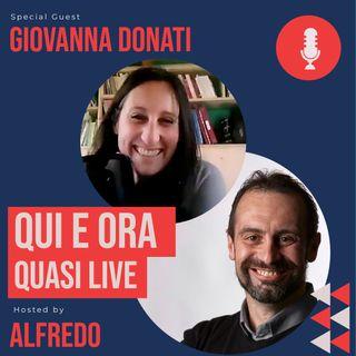 Le Pagine di Cuore - Special Guest Giovanna Donati e il tema della perdita