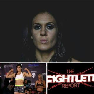 Fightlete Report Interview with #Invicta21 Deanna Bennett