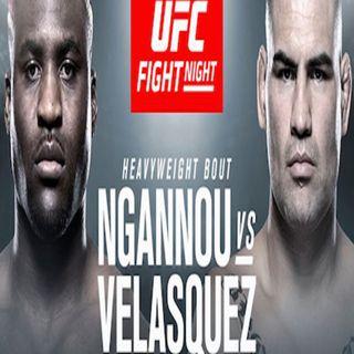 MMA Fight Picks #UFCPhoenix: Ngannou vs. Velasquez