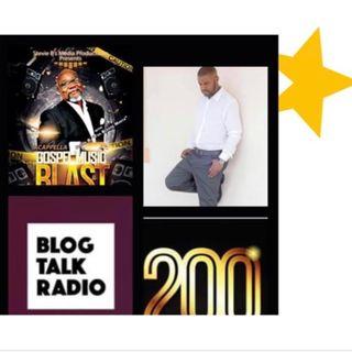 Stevie B. A Cappella Gospel Music Blast Radio Show - (Episode 200)