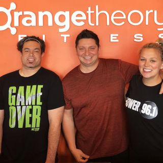 Orange Theory CMO & friend of the show- Kevin Keith!