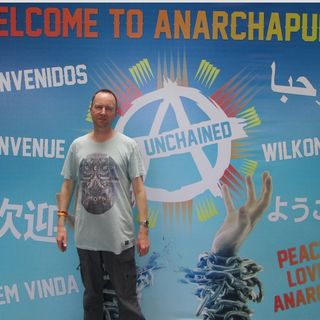 Mark Devlin guests on The Infinite Fringe with Billy Ray Valentine - Anarchapulco 2019 reflections