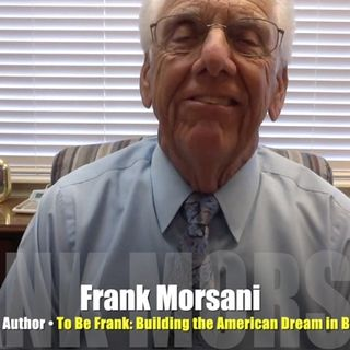 Tampa car dealer Frank Morsani maps his own path! INTERVIEW