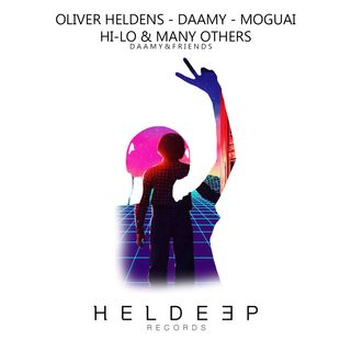 Daamy and Heldeep Records