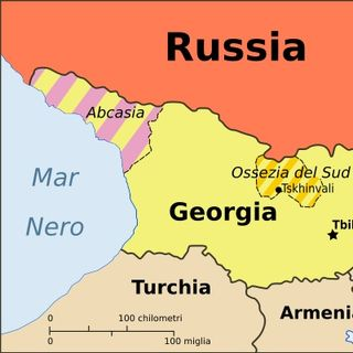 Intervista all'Ambasciatore Grittani - Repubblica di Abcasia