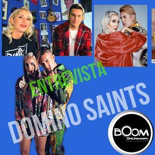 DOMINO SAINTS, 10 años de Excelencia Musical en el género Pop Urbano (Entrevista)