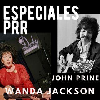 Especial John Prine & Wanda Jackson