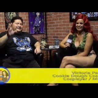 Cosplay in the Raw! Cookie Dough Cosplay: an interview on the Hangin With Web Show