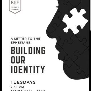 Building Our Identity Ephesians 1:1-14