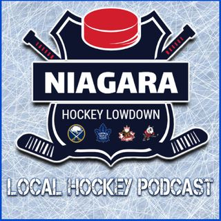 "Niagara Hockey Lowdown - Episode #3 ""SKINNNNEEEERRRR!!!!"""