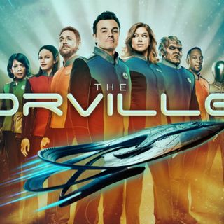 TV Party Tonight: The Orville Season 1 Review (FOX, 2017)
