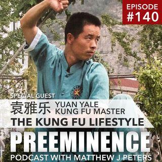 140 - No Pain No Gain Kung Fu Lifestyle
