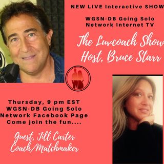 Guest, Jill Carter, CoachMatchmaker