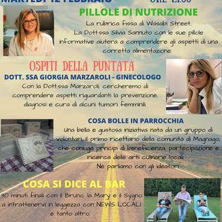 Dott.ssa Giorgia Marzaroli. Prevenzione, diagnosi, cura dei tumori ginecologici